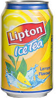 Foto Lipton Ice Tea lemon