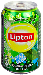 Foto Lipton Ice Tea green tea