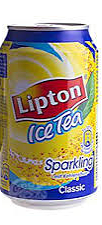 Foto Lipton Ice Tea sparkling lemon